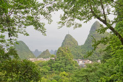 Yangshuo Stock Photo