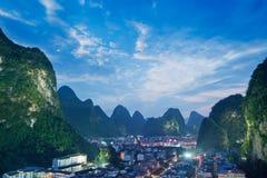 Yangshuo Royalty Free Stock Photo