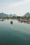 Yangshuo, Porzellan Lizenzfreies Stockbild