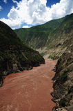 Yangtse River Stock Photo