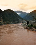 Yangtse River Royalty Free Stock Photos