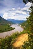 Yangtze-Fluss lizenzfreie stockfotografie