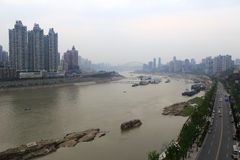Yangtze river Stock Photography