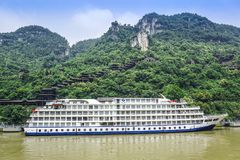Yangtze River Cruise Stock Images