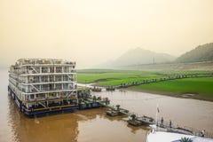 Yangtze River Cruise Royalty Free Stock Photography