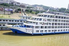 Yangtze River Cruise Royalty Free Stock Photos