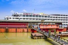 Yangtze River Cruise Royalty Free Stock Image