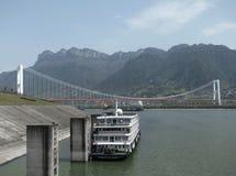 Yangtze River scenery Stock Photography