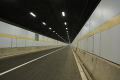 Yangtze River Tunnel Royalty Free Stock Images
