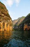 Yangtze Small Three Gorges At Wushan China Stock Photos