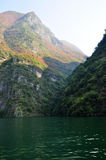 Yangtze Small Three Gorges At Wushan China Royalty Free Stock Images