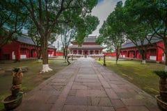 Yanguan, древний город южного Китая Стоковая Фотография RF