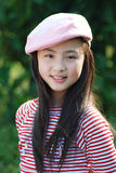 Yangxi An Beautiful girl From China Stock Photography