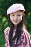Yangxi ein schönes girlãFrom China Stockfotografie