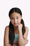Yangxi ein schönes girlãFrom China Lizenzfreie Stockfotografie
