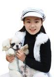 Yangxi un girlãFrom hermoso China Fotos de archivo