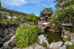 Yangzhou & x22 το πρώτο πάρκο προς το τέλος της Qing Dynasty& x22  - Καλλιεργεί Στοκ φωτογραφία με δικαίωμα ελεύθερης χρήσης