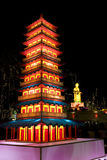 Yangzhou Da Ming Temple Lantern Royalty Free Stock Photo