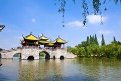 Yangzhou stock photo