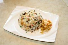 Yangzhou fried rice. ,Egg Fried rice Stock Photo