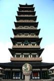 Yangzhou, jiangau, porcelaine Photo libre de droits