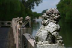 yangzhou, jiangau, porcelana Fotos de Stock Royalty Free
