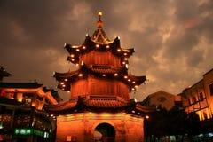yangzhou jiangau, porslin royaltyfri fotografi