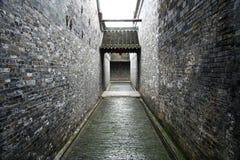 yangzhou jiangau, porslin royaltyfria bilder