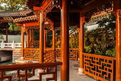 Yangzhou Slender West Lake royalty free stock photo