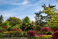 Yangzhou Slender West Lake Garden Stock Photo
