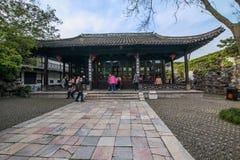 Yangzhou u. x22; der erste Park Ende Qing Dynastys u. x22; - Ho Park-Gebäude Stockfotos