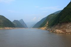 Yangzi River Royalty Free Stock Image