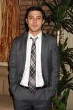 Yani Gellman 38th no aniversário novo & agitado no partido da imprensa do jogo Imagem de Stock