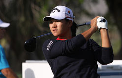 Yani Tseng at the ANA inspiration golf tournament 2015 Stock Images
