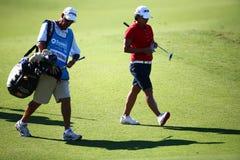 Yani Tseng in Taiwan LPGA Championship Royalty Free Stock Photos