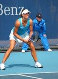 Yanina Wickmayer (BEL), professional tennis player Stock Photos