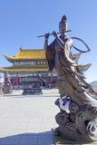 Yanjiao Temple Stock Image