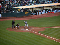 Free Yankee Alex Rodriguez Stands In Batters Box Ready To Swing With Stock Images - 33369744