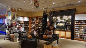 Yankee Candle Village in Williamsburg, Virginia Royalty Free Stock Photography