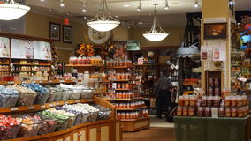 Yankee Candle Village in Williamsburg, Virginia Stock Photo