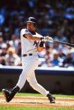 Yankee di Derek Jeter New York Immagine Stock Libera da Diritti