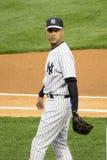 Yankee di Derek Jeter- NY immagini stock libere da diritti