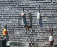 Yankee fish shanty Royalty Free Stock Photo