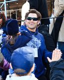 Yankee Parade - Johnny Damon Stock Photos