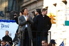 Yankee Parade - MVP Matsui Stock Photography