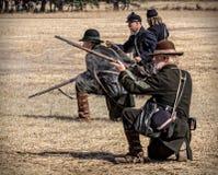 Yankee Sharpshooters Royalty Free Stock Photos