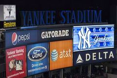 Yankee Stadium Royalty Free Stock Image