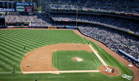 Yankee Stadium Royalty Free Stock Image
