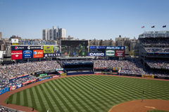 Yankee Stadium Royalty Free Stock Photo