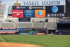 Yankee Stadium Obrazy Royalty Free